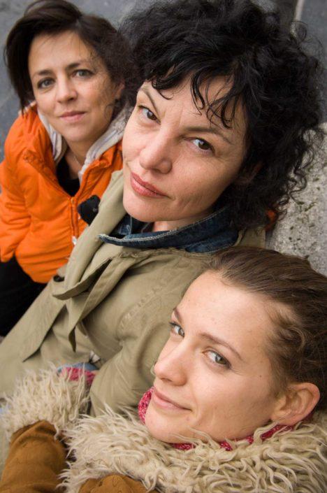 Els Dottermans, Hilde Van Mieghem & Veerle Baetens