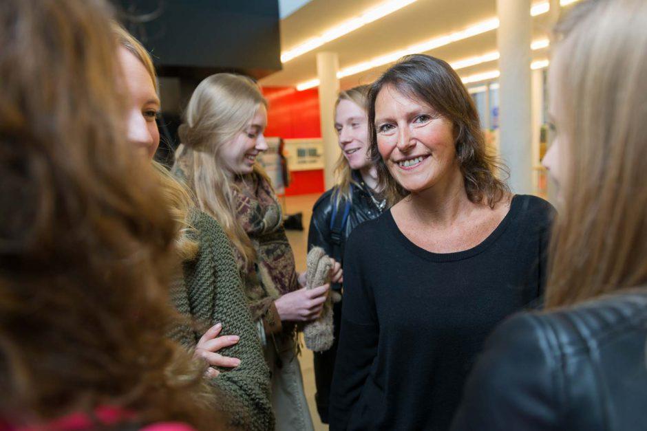 Ann Aertsen, docente aan Universiteit Antwerpen